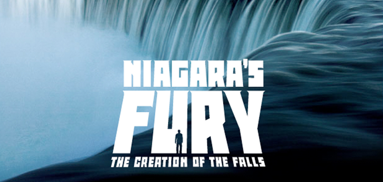 Niagara's Fury: The Creation of the Falls