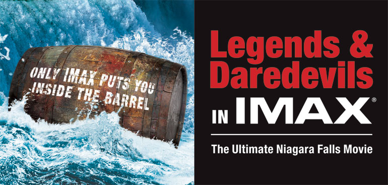 Legend's and Daredevils in IMAX