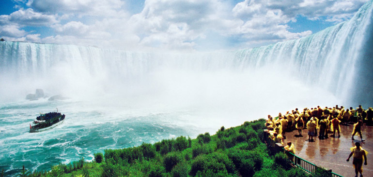 Tours of Niagara Falls