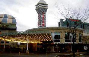 Entrance to Casino Niagara